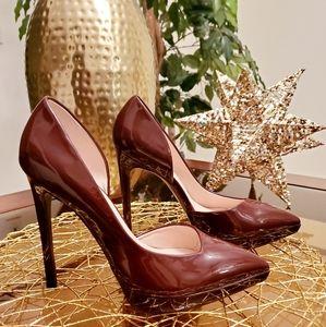 NEW ALDO D'orsay Patent Stilettos - Size US 6.5